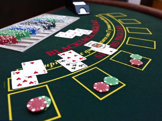 Osnovna strategija igranja blackjacka