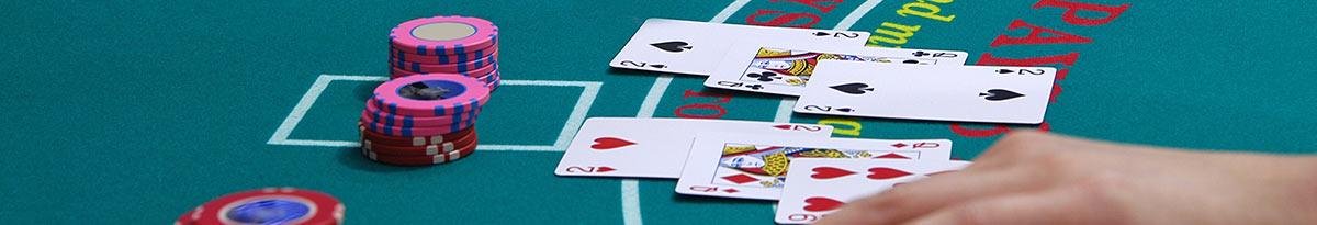 Štetje kart pri blackjacku
